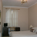 one of the rooms at Parkside Guesthouse